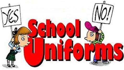 Argumentative essay should students have to wear uniforms